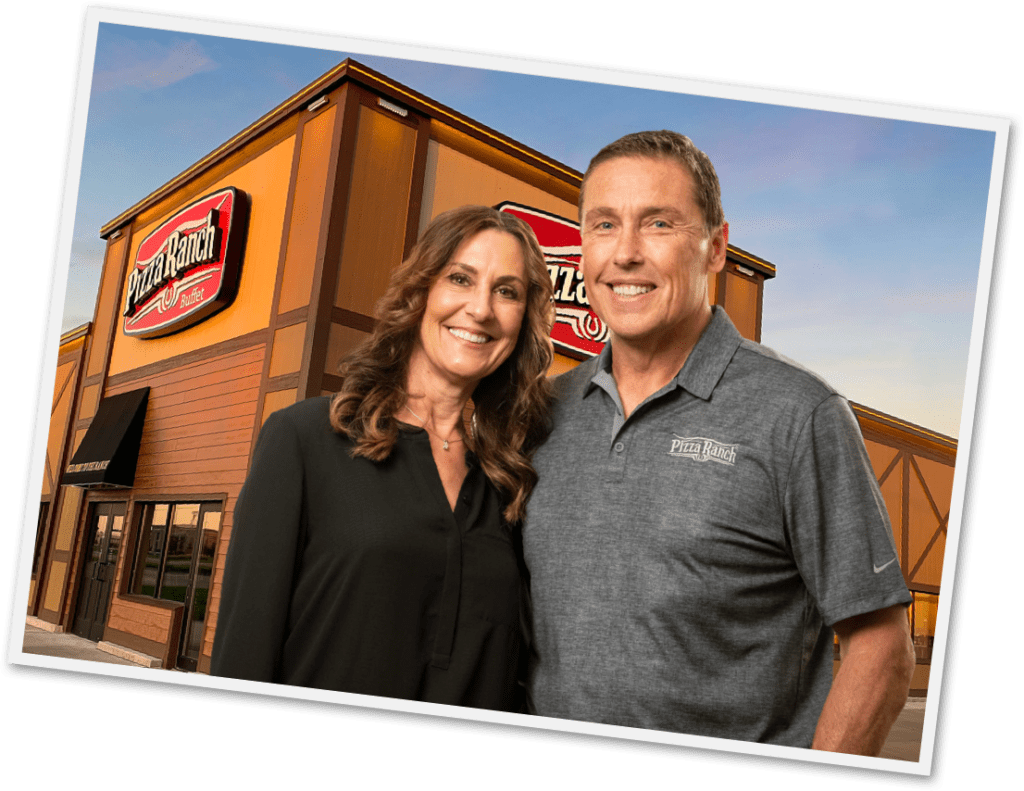 todd pharis and wife franchisee owners